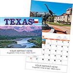 Texas Wall Calendars